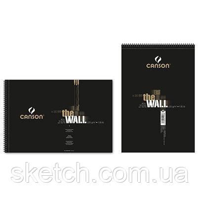 Блок бумаги для маркеров Canson The Wall, 220 гр, A4 +, 30 листов