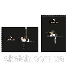 Блок паперу для маркерів Canson The Wall, 220 гр, A4 +, 30 аркушів