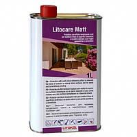 Litokol LITOCARE MATT 1 л  Защитная пропитка для керамики, натурального камня и восстановления цвета, фото 1
