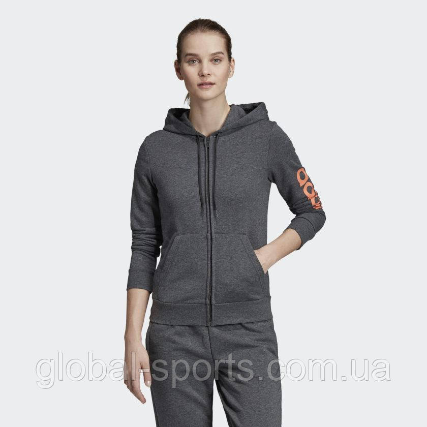 Женская толстовка Adidas Essentials Linear(Артикул:EI0660)