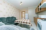 Посуточно, квартира люкс в новом доме. Метро Осокорки, Позняки Киевская область, Киев, Дарницкий, фото 4