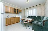 Посуточно, квартира люкс в новом доме. Метро Осокорки, Позняки Киевская область, Киев, Дарницкий, фото 3