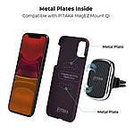 Pitaka MagEZ Case чехол для iPhone 11 Black/Red, фото 2