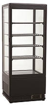 Витрина холодильная GoodFood RT98L (черная)