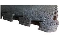 Коврик-пазл,  татамі ластівчин хвіст, 100х100 см, т. 30 мм пінополіетилен щільність 33 кг/м3, TERMOIZOL®