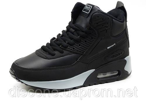 Кроссовки BaaS Adrenaline, унисекс, высокие, черные