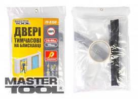 """MasterTool  Пленка защитная """"Временные двери"""" 215*100 см, 120 мкм, Арт.: 79-9150"""