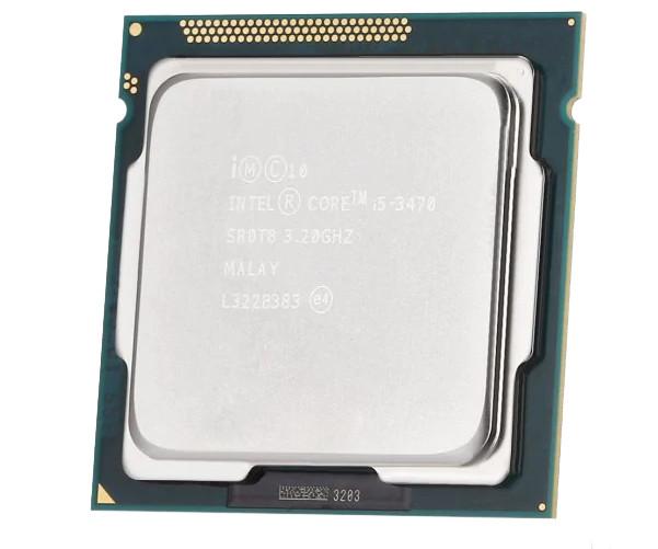 Процессор Intel Core i5-3470 3.2GHz/5GT/s/6MB  s1155 - Б/У