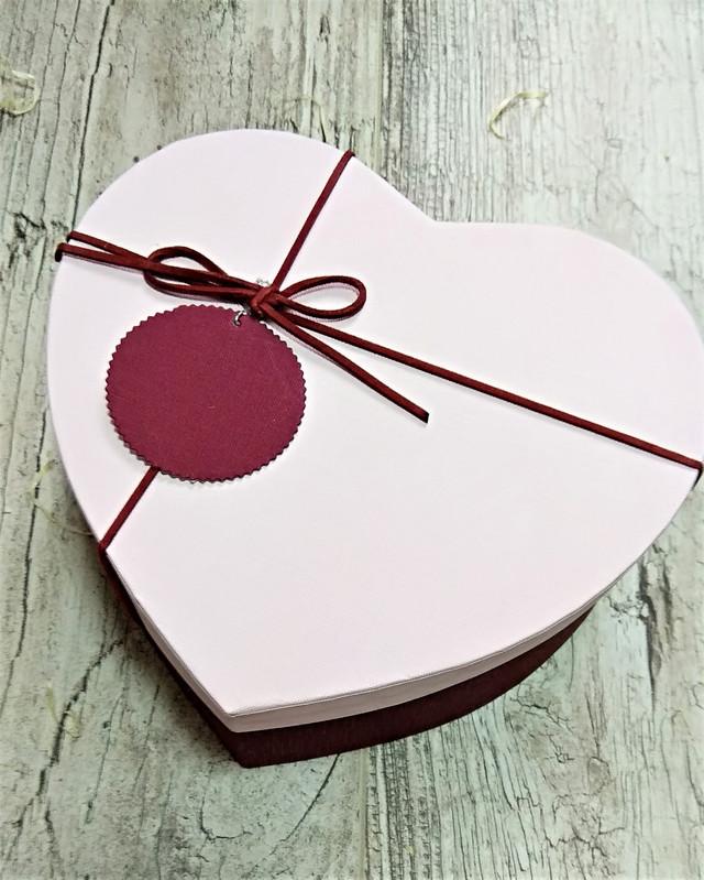Чайний набір Рожеве серце