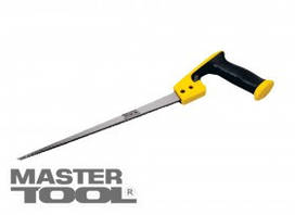 MasterTool  Ножовка выкружная 300 мм, 8TPI, каленый зуб, 3-D заточка, Арт.: 14-2723