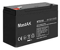 Аккумулятор 6V 10Ah Mastak (MT6100 / 3FM10)