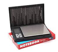 Ювелирные весы Notebook 500гр. 0.01 грамм