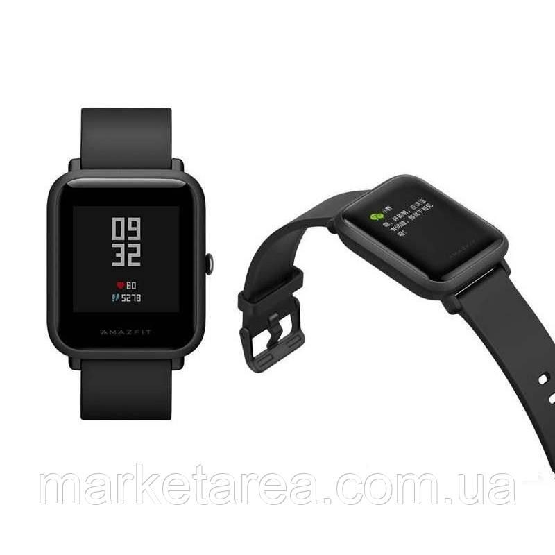 Смарт часы Amazfit Bip black