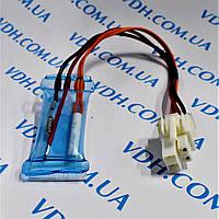 Датчик температури + плавкий запобіжник Оригінал LG SC 018 (6615JB2005A)( 4 дроти 20см )