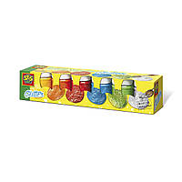 Набір гуаші Ses Creatіve Блискотіння 6 кольорів (00333S)