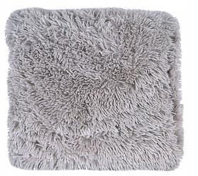 Декоративная подушка 40Х40 см (серый)