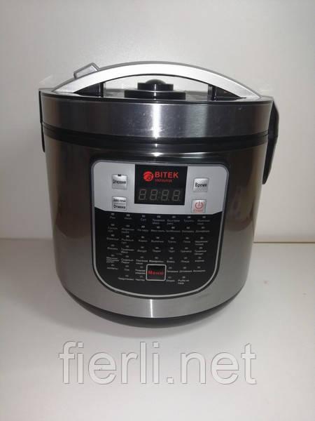 Мультиварка-йогуртница BITEK BT-00045 (45 программ) 6л. 1500 Вт