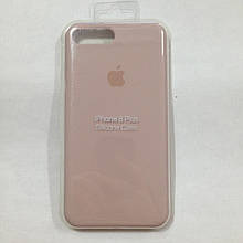 Apple Silicone Case iPhone 7/8 Plus Pink Sand