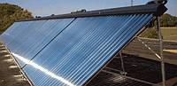 Вакуумные и плоские солнечные коллекторы для отопления дома и нагрева воды (комплекты
