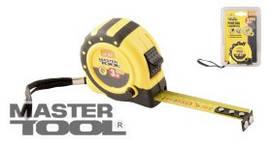 MasterTool  Рулетка с магнитами  5 м*25 мм, нейлоновое покрытие, Арт.: 64-5025