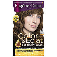 Стойкая Краска   53 Светлый Шатен Золотистый   Эжен Колор Eugene Color, Шатен Золотистый, 115 мл, фото 1