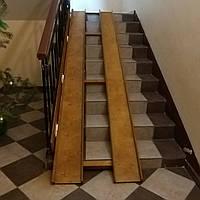 Пандус, откидной пандус, пандус на лестницу