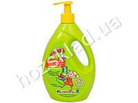 Бальзам для мытья детской посуды прикольный KLYAKSA Защитная формула 700мл