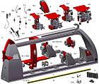 Автоматическая установка для сварки и наплавки кольцевых и продольных швов HWR LEADER 2502.078.H HST creative, фото 6