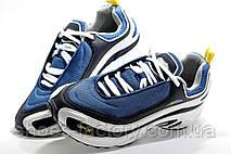 Мужские кроссовки в стиле Reebok Daytona DMX, White\Blue, фото 2