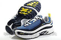 Мужские кроссовки в стиле Reebok Daytona DMX, White\Blue, фото 3
