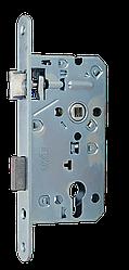 Корпус замка под ключ MVM M-72C SN, цвет - матовый никель