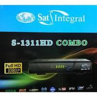Тюнер(ресивер) Sat-Integral S-1311 HD Combo