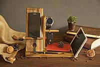 Док станція для телефону годин Samsung, тримач ключів, планшета, ручок, фото 1