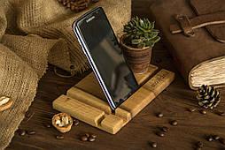Настольный аксессуар подставка для смартфона планшета