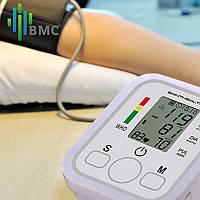 Автоматический тонометр для измерения давления на плечо