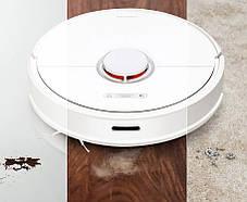 Робот-пылесос RoboRock S6 Vacuum Cleaner White Global EU Гарантия 12 месяцев, фото 3