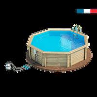 Дерев'яний басейн weva 530