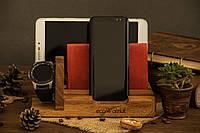 Персоналізована дерев'яна док станція для гаджетів Samsung, фото 1