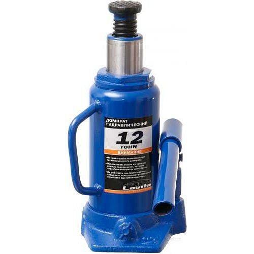 Домкрат гидравлический бутылочного типа 12т. 210-400мм Lavita LA JNS-12