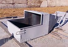 Бункер для бетону Туфелька конусний БП-1.5, фото 3