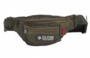 SvaStone сумка-пояс олива