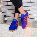 Кроссовки Женские Adidas Hamburg 30401 ⏩ [ 38 размер последняя пара ] о, фото 3