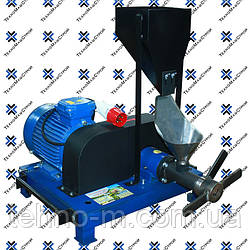 Екструдер зерновий ЕГК-50, 5,5 кВт., 380В.