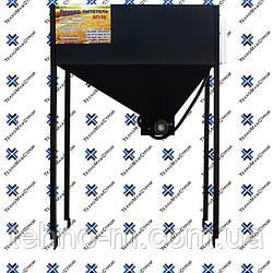Бункер-живильник для екструдера, гранулятора.