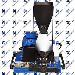 Робоча частина екструдера ЕГК-30