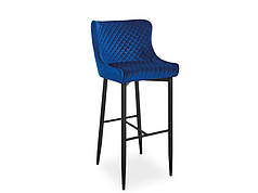 Барный стул COLIN B H-1 VELVET (Signal)