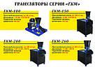 Гранулятор ГКМ-100+ (гранулятор комбикорма + зернодробилка/сенорезка/корморезка), фото 7