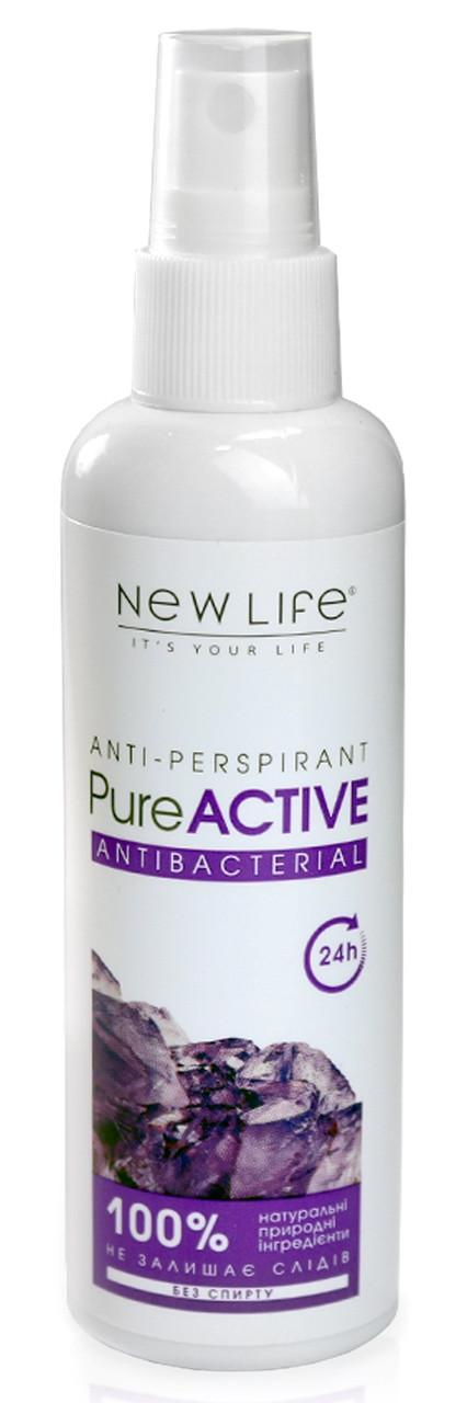 Лосьон-дезодорант Для женщин - Pure Active Antibacterial