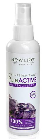 Лосьон-дезодорант Для женщин - Pure Active Antibacterial, фото 2