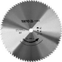 Диск пильный по дереву 500 мм YATO YT-60872 (Польша)